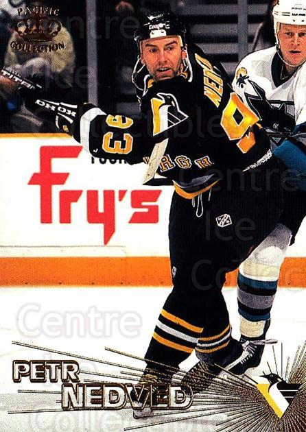 1997-98 Pacific #13 Petr Nedved<br/>3 In Stock - $1.00 each - <a href=https://centericecollectibles.foxycart.com/cart?name=1997-98%20Pacific%20%2313%20Petr%20Nedved...&quantity_max=3&price=$1.00&code=233290 class=foxycart> Buy it now! </a>