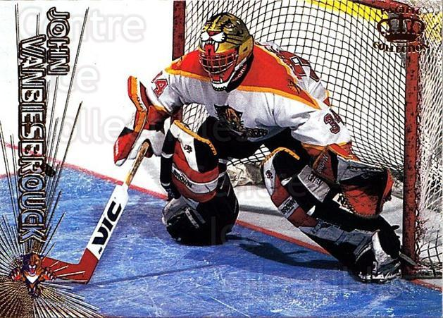 1997-98 Pacific #34 John Vanbiesbrouck<br/>3 In Stock - $1.00 each - <a href=https://centericecollectibles.foxycart.com/cart?name=1997-98%20Pacific%20%2334%20John%20Vanbiesbro...&quantity_max=3&price=$1.00&code=233311 class=foxycart> Buy it now! </a>