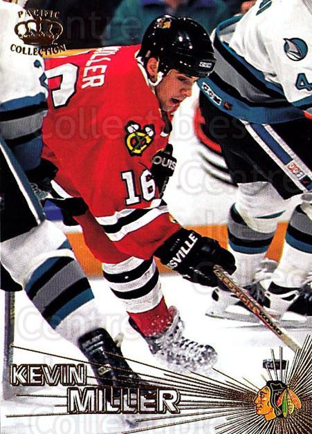 1997-98 Pacific #46 Kevin Miller<br/>4 In Stock - $1.00 each - <a href=https://centericecollectibles.foxycart.com/cart?name=1997-98%20Pacific%20%2346%20Kevin%20Miller...&quantity_max=4&price=$1.00&code=233323 class=foxycart> Buy it now! </a>
