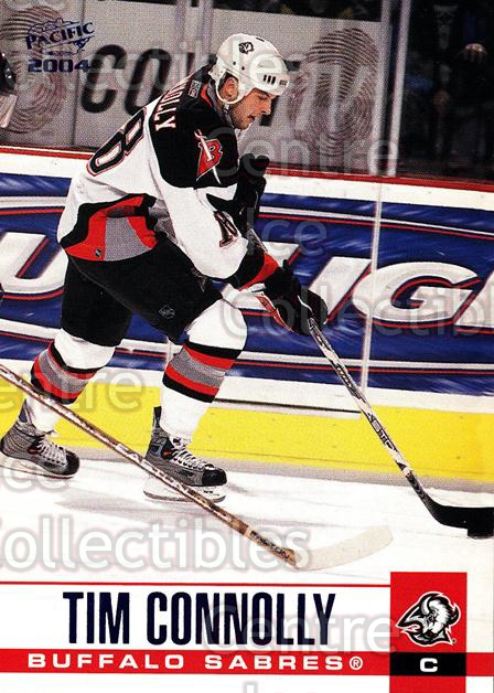 2003-04 Pacific Blue #39 Tim Connolly<br/>4 In Stock - $3.00 each - <a href=https://centericecollectibles.foxycart.com/cart?name=2003-04%20Pacific%20Blue%20%2339%20Tim%20Connolly...&quantity_max=4&price=$3.00&code=233667 class=foxycart> Buy it now! </a>