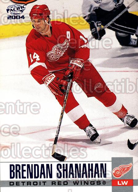 2003-04 Pacific Blue #126 Brendan Shanahan<br/>4 In Stock - $3.00 each - <a href=https://centericecollectibles.foxycart.com/cart?name=2003-04%20Pacific%20Blue%20%23126%20Brendan%20Shanaha...&quantity_max=4&price=$3.00&code=233754 class=foxycart> Buy it now! </a>
