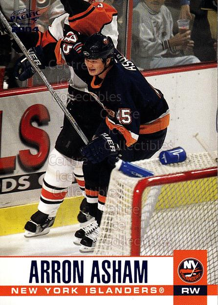 2003-04 Pacific Blue #208 Arron Asham<br/>4 In Stock - $3.00 each - <a href=https://centericecollectibles.foxycart.com/cart?name=2003-04%20Pacific%20Blue%20%23208%20Arron%20Asham...&quantity_max=4&price=$3.00&code=233836 class=foxycart> Buy it now! </a>