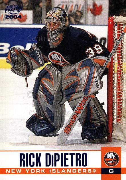 2003-04 Pacific Blue #211 Rick DiPietro<br/>6 In Stock - $3.00 each - <a href=https://centericecollectibles.foxycart.com/cart?name=2003-04%20Pacific%20Blue%20%23211%20Rick%20DiPietro...&quantity_max=6&price=$3.00&code=233839 class=foxycart> Buy it now! </a>