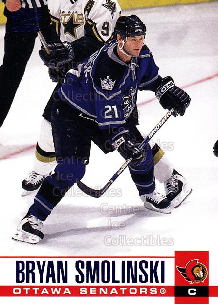 2003-04 Pacific Blue #242 Bryan Smolinski<br/>4 In Stock - $3.00 each - <a href=https://centericecollectibles.foxycart.com/cart?name=2003-04%20Pacific%20Blue%20%23242%20Bryan%20Smolinski...&quantity_max=4&price=$3.00&code=233870 class=foxycart> Buy it now! </a>
