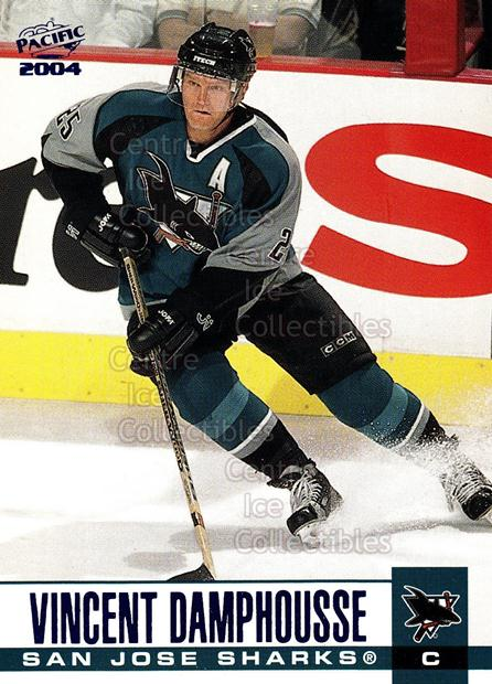 2003-04 Pacific Blue #293 Vincent Damphousse<br/>5 In Stock - $3.00 each - <a href=https://centericecollectibles.foxycart.com/cart?name=2003-04%20Pacific%20Blue%20%23293%20Vincent%20Damphou...&quantity_max=5&price=$3.00&code=233921 class=foxycart> Buy it now! </a>