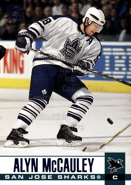 2003-04 Pacific Blue #297 Alyn McCauley<br/>5 In Stock - $3.00 each - <a href=https://centericecollectibles.foxycart.com/cart?name=2003-04%20Pacific%20Blue%20%23297%20Alyn%20McCauley...&quantity_max=5&price=$3.00&code=233925 class=foxycart> Buy it now! </a>