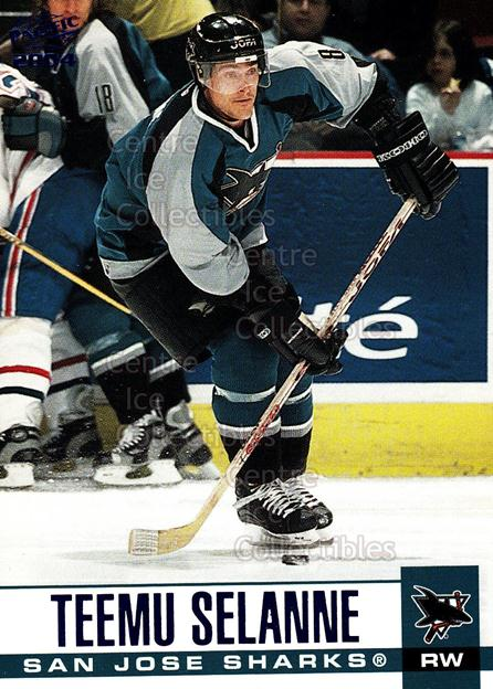 2003-04 Pacific Blue #300 Teemu Selanne<br/>1 In Stock - $5.00 each - <a href=https://centericecollectibles.foxycart.com/cart?name=2003-04%20Pacific%20Blue%20%23300%20Teemu%20Selanne...&quantity_max=1&price=$5.00&code=233928 class=foxycart> Buy it now! </a>