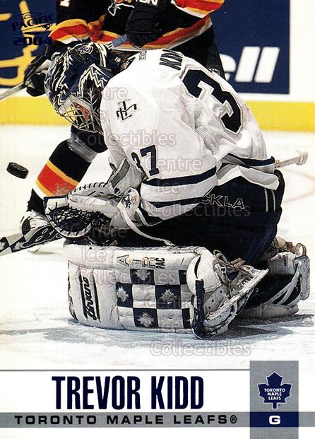 2003-04 Pacific Blue #319 Trevor Kidd<br/>3 In Stock - $3.00 each - <a href=https://centericecollectibles.foxycart.com/cart?name=2003-04%20Pacific%20Blue%20%23319%20Trevor%20Kidd...&quantity_max=3&price=$3.00&code=233947 class=foxycart> Buy it now! </a>