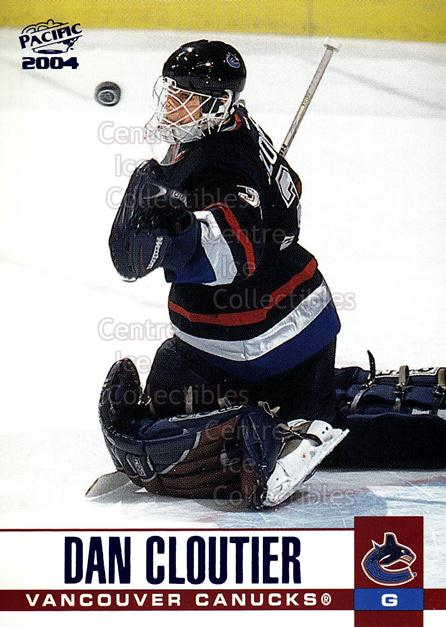 2003-04 Pacific Blue #328 Dan Cloutier<br/>4 In Stock - $3.00 each - <a href=https://centericecollectibles.foxycart.com/cart?name=2003-04%20Pacific%20Blue%20%23328%20Dan%20Cloutier...&quantity_max=4&price=$3.00&code=233956 class=foxycart> Buy it now! </a>