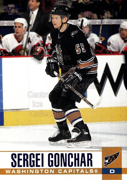 2003-04 Pacific Blue #342 Sergei Gonchar<br/>4 In Stock - $3.00 each - <a href=https://centericecollectibles.foxycart.com/cart?name=2003-04%20Pacific%20Blue%20%23342%20Sergei%20Gonchar...&quantity_max=4&price=$3.00&code=233970 class=foxycart> Buy it now! </a>