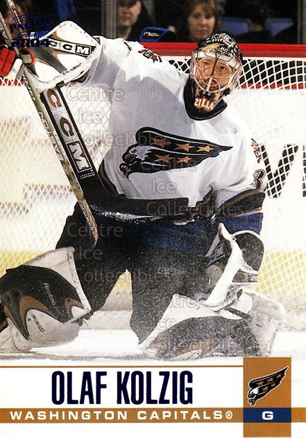 2003-04 Pacific Blue #346 Olaf Kolzig<br/>1 In Stock - $3.00 each - <a href=https://centericecollectibles.foxycart.com/cart?name=2003-04%20Pacific%20Blue%20%23346%20Olaf%20Kolzig...&quantity_max=1&price=$3.00&code=233974 class=foxycart> Buy it now! </a>