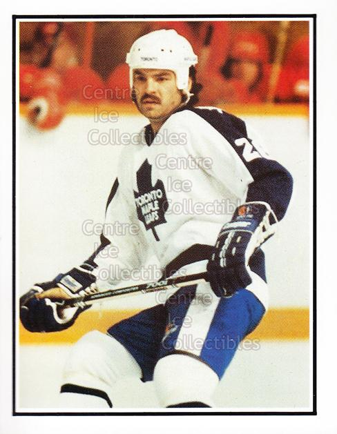 1987-88 Toronto Maple Leafs Play #16 Chris Kotsopoulos<br/>6 In Stock - $3.00 each - <a href=https://centericecollectibles.foxycart.com/cart?name=1987-88%20Toronto%20Maple%20Leafs%20Play%20%2316%20Chris%20Kotsopoul...&quantity_max=6&price=$3.00&code=23400 class=foxycart> Buy it now! </a>