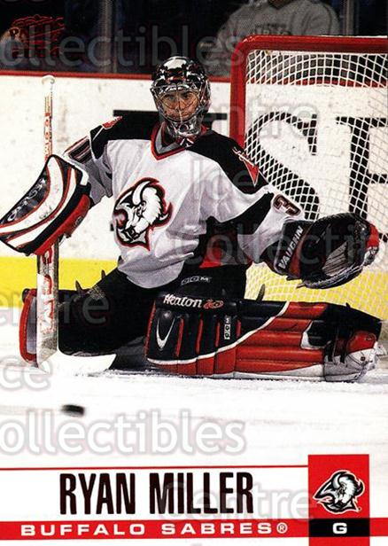 2003-04 Pacific Red #42 Ryan Miller<br/>4 In Stock - $2.00 each - <a href=https://centericecollectibles.foxycart.com/cart?name=2003-04%20Pacific%20Red%20%2342%20Ryan%20Miller...&quantity_max=4&price=$2.00&code=234020 class=foxycart> Buy it now! </a>