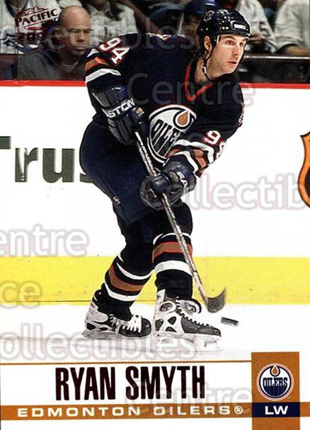 2003-04 Pacific Red #138 Ryan Smyth<br/>6 In Stock - $2.00 each - <a href=https://centericecollectibles.foxycart.com/cart?name=2003-04%20Pacific%20Red%20%23138%20Ryan%20Smyth...&quantity_max=6&price=$2.00&code=234116 class=foxycart> Buy it now! </a>
