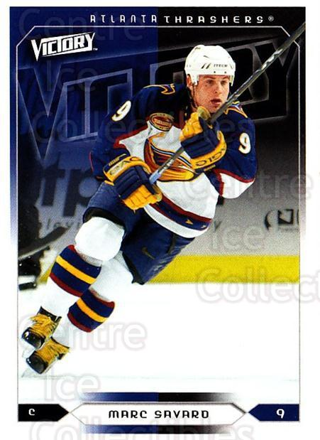 2005-06 UD Victory #11 Marc Savard<br/>3 In Stock - $1.00 each - <a href=https://centericecollectibles.foxycart.com/cart?name=2005-06%20UD%20Victory%20%2311%20Marc%20Savard...&quantity_max=3&price=$1.00&code=234679 class=foxycart> Buy it now! </a>
