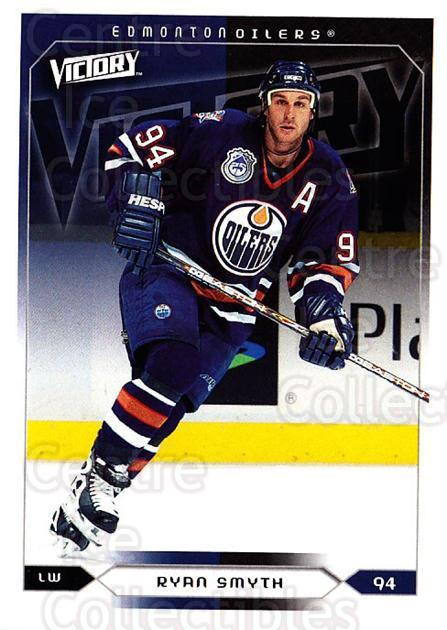 2005-06 UD Victory #80 Ryan Smyth<br/>5 In Stock - $1.00 each - <a href=https://centericecollectibles.foxycart.com/cart?name=2005-06%20UD%20Victory%20%2380%20Ryan%20Smyth...&quantity_max=5&price=$1.00&code=234748 class=foxycart> Buy it now! </a>