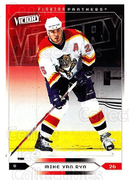 2005-06 UD Victory #87 Mike Van Ryn<br/>5 In Stock - $1.00 each - <a href=https://centericecollectibles.foxycart.com/cart?name=2005-06%20UD%20Victory%20%2387%20Mike%20Van%20Ryn...&quantity_max=5&price=$1.00&code=234755 class=foxycart> Buy it now! </a>