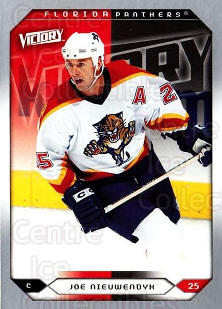 2005-06 UD Victory #220 Joe Nieuwendyk<br/>6 In Stock - $1.00 each - <a href=https://centericecollectibles.foxycart.com/cart?name=2005-06%20UD%20Victory%20%23220%20Joe%20Nieuwendyk...&quantity_max=6&price=$1.00&code=234888 class=foxycart> Buy it now! </a>