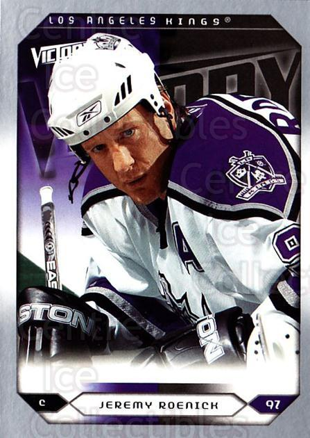 2005-06 UD Victory #222 Jeremy Roenick<br/>4 In Stock - $1.00 each - <a href=https://centericecollectibles.foxycart.com/cart?name=2005-06%20UD%20Victory%20%23222%20Jeremy%20Roenick...&quantity_max=4&price=$1.00&code=234890 class=foxycart> Buy it now! </a>