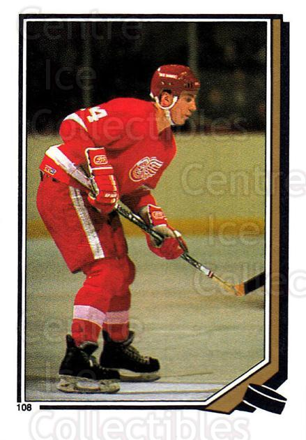 1987-88 O-Pee-Chee Stickers #108-0 Brent Ashton<br/>8 In Stock - $2.00 each - <a href=https://centericecollectibles.foxycart.com/cart?name=1987-88%20O-Pee-Chee%20Stickers%20%23108-0%20Brent%20Ashton...&quantity_max=8&price=$2.00&code=23570 class=foxycart> Buy it now! </a>