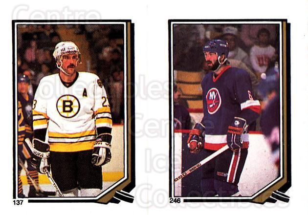 1987-88 O-Pee-Chee Stickers #137-246 Charlie Simmer, Ken Morrow<br/>11 In Stock - $2.00 each - <a href=https://centericecollectibles.foxycart.com/cart?name=1987-88%20O-Pee-Chee%20Stickers%20%23137-246%20Charlie%20Simmer,...&quantity_max=11&price=$2.00&code=23595 class=foxycart> Buy it now! </a>