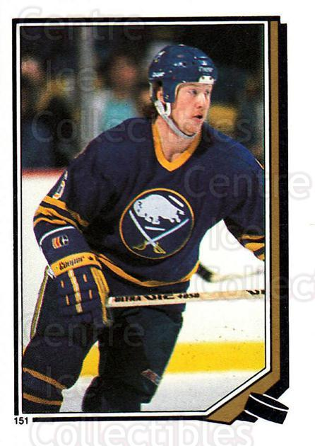 1987-88 O-Pee-Chee Stickers #151-0 Phil Housley<br/>8 In Stock - $2.00 each - <a href=https://centericecollectibles.foxycart.com/cart?name=1987-88%20O-Pee-Chee%20Stickers%20%23151-0%20Phil%20Housley...&quantity_max=8&price=$2.00&code=23611 class=foxycart> Buy it now! </a>