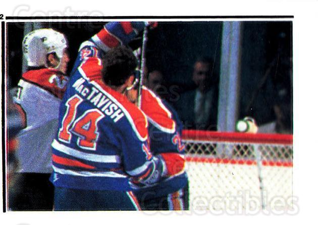 1987-88 O-Pee-Chee Stickers #002-0 Rick Tocchet, Grant Fuhr, Craig MacTavish<br/>3 In Stock - $2.00 each - <a href=https://centericecollectibles.foxycart.com/cart?name=1987-88%20O-Pee-Chee%20Stickers%20%23002-0%20Rick%20Tocchet,%20G...&quantity_max=3&price=$2.00&code=23657 class=foxycart> Buy it now! </a>