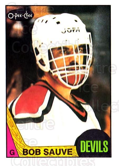 1987-88 O-Pee-Chee #140 Bob Sauve<br/>7 In Stock - $1.00 each - <a href=https://centericecollectibles.foxycart.com/cart?name=1987-88%20O-Pee-Chee%20%23140%20Bob%20Sauve...&quantity_max=7&price=$1.00&code=23750 class=foxycart> Buy it now! </a>