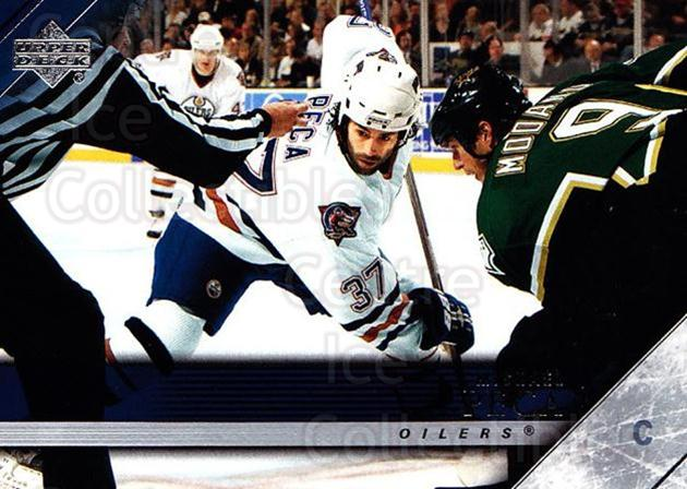 2005-06 Upper Deck #323 Mike Peca<br/>7 In Stock - $1.00 each - <a href=https://centericecollectibles.foxycart.com/cart?name=2005-06%20Upper%20Deck%20%23323%20Mike%20Peca...&quantity_max=7&price=$1.00&code=238189 class=foxycart> Buy it now! </a>