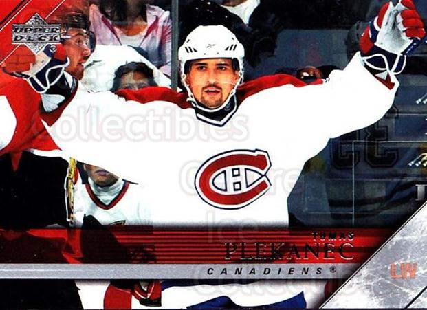 2005-06 Upper Deck #351 Tomas Plekanec<br/>5 In Stock - $1.00 each - <a href=https://centericecollectibles.foxycart.com/cart?name=2005-06%20Upper%20Deck%20%23351%20Tomas%20Plekanec...&quantity_max=5&price=$1.00&code=238191 class=foxycart> Buy it now! </a>