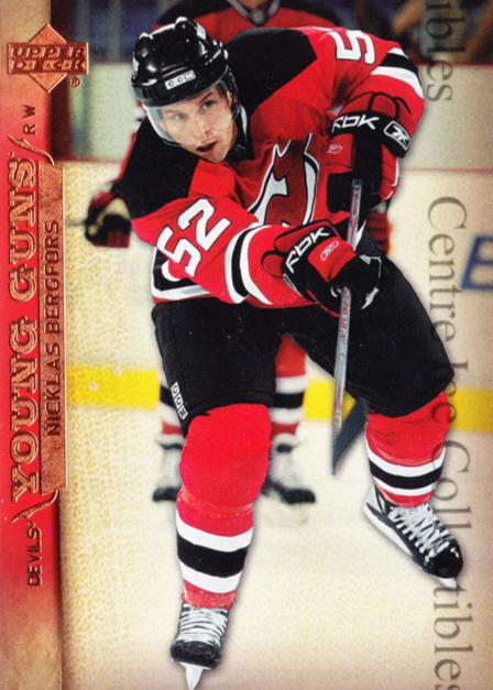 2007-08 Upper deck #230 Nicklas Bergfors<br/>6 In Stock - $5.00 each - <a href=https://centericecollectibles.foxycart.com/cart?name=2007-08%20Upper%20deck%20%23230%20Nicklas%20Bergfor...&quantity_max=6&price=$5.00&code=238206 class=foxycart> Buy it now! </a>