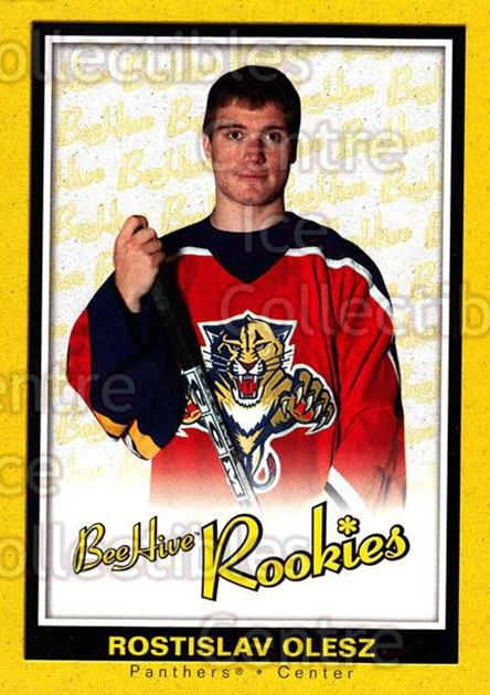 2005-06 Beehive #105 Rostislav Olesz<br/>7 In Stock - $3.00 each - <a href=https://centericecollectibles.foxycart.com/cart?name=2005-06%20Beehive%20%23105%20Rostislav%20Olesz...&quantity_max=7&price=$3.00&code=238209 class=foxycart> Buy it now! </a>