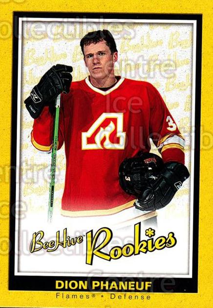 2005-06 Beehive #114 Dion Phaneuf<br/>2 In Stock - $5.00 each - <a href=https://centericecollectibles.foxycart.com/cart?name=2005-06%20Beehive%20%23114%20Dion%20Phaneuf...&price=$5.00&code=238214 class=foxycart> Buy it now! </a>