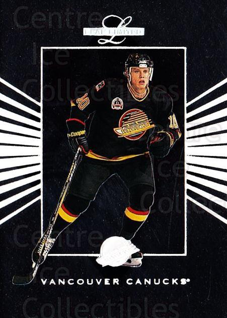 1994-95 Leaf Limited #100 Pavel Bure<br/>2 In Stock - $2.00 each - <a href=https://centericecollectibles.foxycart.com/cart?name=1994-95%20Leaf%20Limited%20%23100%20Pavel%20Bure...&quantity_max=2&price=$2.00&code=238317 class=foxycart> Buy it now! </a>