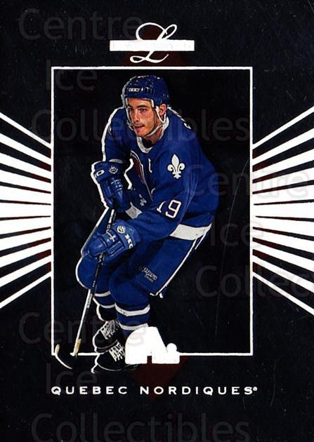 1994-95 Leaf Limited #106 Joe Sakic<br/>1 In Stock - $2.00 each - <a href=https://centericecollectibles.foxycart.com/cart?name=1994-95%20Leaf%20Limited%20%23106%20Joe%20Sakic...&price=$2.00&code=238318 class=foxycart> Buy it now! </a>