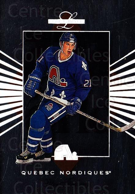 1994-95 Leaf Limited #116 Peter Forsberg<br/>4 In Stock - $1.00 each - <a href=https://centericecollectibles.foxycart.com/cart?name=1994-95%20Leaf%20Limited%20%23116%20Peter%20Forsberg...&quantity_max=4&price=$1.00&code=238319 class=foxycart> Buy it now! </a>
