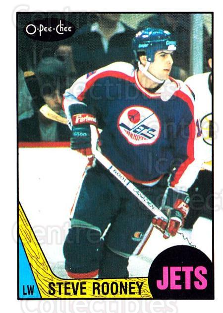 1987-88 O-Pee-Chee #223 Steve Rooney<br/>6 In Stock - $1.00 each - <a href=https://centericecollectibles.foxycart.com/cart?name=1987-88%20O-Pee-Chee%20%23223%20Steve%20Rooney...&quantity_max=6&price=$1.00&code=23833 class=foxycart> Buy it now! </a>