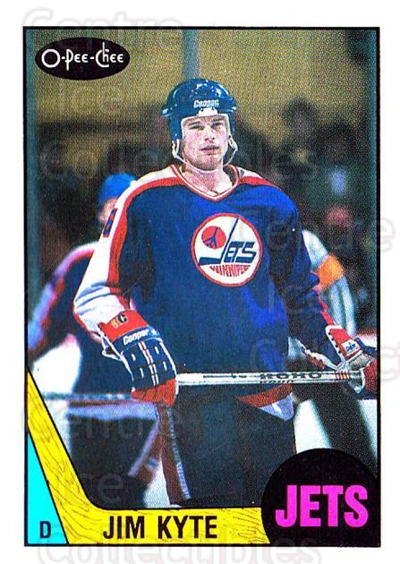 1987-88 O-Pee-Chee #226 Jim Kyte<br/>1 In Stock - $1.00 each - <a href=https://centericecollectibles.foxycart.com/cart?name=1987-88%20O-Pee-Chee%20%23226%20Jim%20Kyte...&quantity_max=1&price=$1.00&code=23836 class=foxycart> Buy it now! </a>