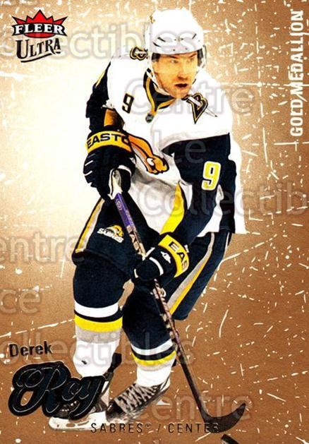 2008-09 Ultra Gold #17 Derek Roy<br/>5 In Stock - $2.00 each - <a href=https://centericecollectibles.foxycart.com/cart?name=2008-09%20Ultra%20Gold%20%2317%20Derek%20Roy...&quantity_max=5&price=$2.00&code=238372 class=foxycart> Buy it now! </a>