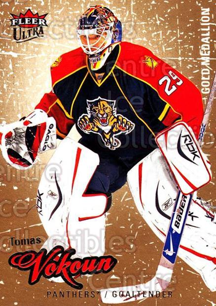 2008-09 Ultra Gold #27 Tomas Vokoun<br/>4 In Stock - $2.00 each - <a href=https://centericecollectibles.foxycart.com/cart?name=2008-09%20Ultra%20Gold%20%2327%20Tomas%20Vokoun...&quantity_max=4&price=$2.00&code=238382 class=foxycart> Buy it now! </a>