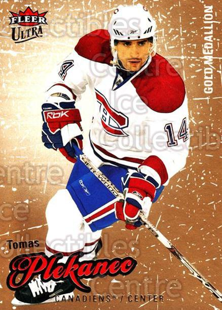 2008-09 Ultra Gold #34 Tomas Plekanec<br/>4 In Stock - $2.00 each - <a href=https://centericecollectibles.foxycart.com/cart?name=2008-09%20Ultra%20Gold%20%2334%20Tomas%20Plekanec...&quantity_max=4&price=$2.00&code=238389 class=foxycart> Buy it now! </a>