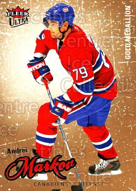 2008-09 Ultra Gold #38 Andrei Markov<br/>5 In Stock - $2.00 each - <a href=https://centericecollectibles.foxycart.com/cart?name=2008-09%20Ultra%20Gold%20%2338%20Andrei%20Markov...&quantity_max=5&price=$2.00&code=238393 class=foxycart> Buy it now! </a>
