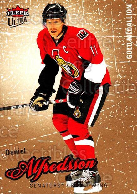 2008-09 Ultra Gold #64 Daniel Alfredsson<br/>5 In Stock - $2.00 each - <a href=https://centericecollectibles.foxycart.com/cart?name=2008-09%20Ultra%20Gold%20%2364%20Daniel%20Alfredss...&quantity_max=5&price=$2.00&code=238420 class=foxycart> Buy it now! </a>