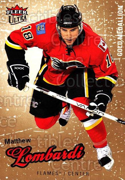 2008-09 Ultra Gold #115 Matthew Lombardi<br/>4 In Stock - $2.00 each - <a href=https://centericecollectibles.foxycart.com/cart?name=2008-09%20Ultra%20Gold%20%23115%20Matthew%20Lombard...&quantity_max=4&price=$2.00&code=238469 class=foxycart> Buy it now! </a>