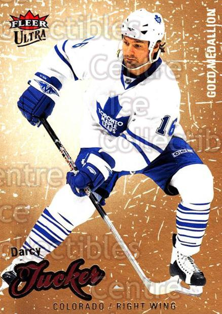 2008-09 Ultra Gold #125 Darcy Tucker<br/>5 In Stock - $2.00 each - <a href=https://centericecollectibles.foxycart.com/cart?name=2008-09%20Ultra%20Gold%20%23125%20Darcy%20Tucker...&quantity_max=5&price=$2.00&code=238479 class=foxycart> Buy it now! </a>