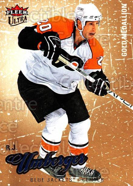 2008-09 Ultra Gold #133 RJ Umberger<br/>5 In Stock - $2.00 each - <a href=https://centericecollectibles.foxycart.com/cart?name=2008-09%20Ultra%20Gold%20%23133%20RJ%20Umberger...&quantity_max=5&price=$2.00&code=238488 class=foxycart> Buy it now! </a>