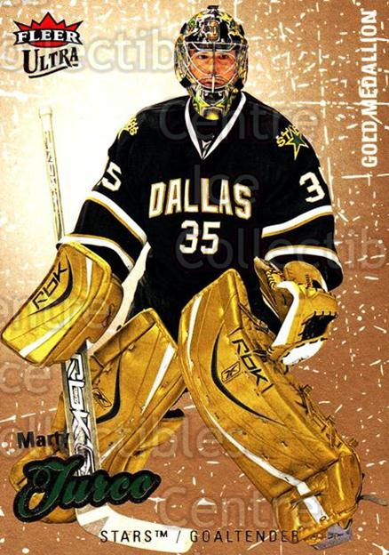 2008-09 Ultra Gold #138 Marty Turco<br/>5 In Stock - $2.00 each - <a href=https://centericecollectibles.foxycart.com/cart?name=2008-09%20Ultra%20Gold%20%23138%20Marty%20Turco...&quantity_max=5&price=$2.00&code=238493 class=foxycart> Buy it now! </a>