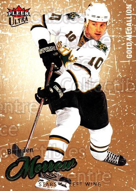 2008-09 Ultra Gold #140 Brenden Morrow<br/>5 In Stock - $2.00 each - <a href=https://centericecollectibles.foxycart.com/cart?name=2008-09%20Ultra%20Gold%20%23140%20Brenden%20Morrow...&quantity_max=5&price=$2.00&code=238495 class=foxycart> Buy it now! </a>