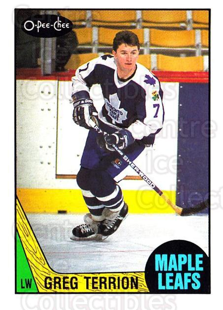 1987-88 O-Pee-Chee #241 Greg Terrion<br/>8 In Stock - $1.00 each - <a href=https://centericecollectibles.foxycart.com/cart?name=1987-88%20O-Pee-Chee%20%23241%20Greg%20Terrion...&quantity_max=8&price=$1.00&code=23849 class=foxycart> Buy it now! </a>