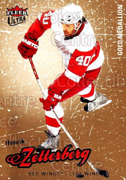 2008-09 Ultra Gold #147 Henrik Zetterberg<br/>4 In Stock - $2.00 each - <a href=https://centericecollectibles.foxycart.com/cart?name=2008-09%20Ultra%20Gold%20%23147%20Henrik%20Zetterbe...&quantity_max=4&price=$2.00&code=238503 class=foxycart> Buy it now! </a>